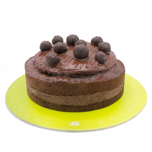 کیک شکلات نوتلا