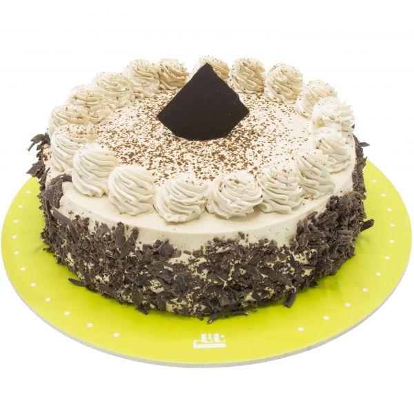 کیک نسکافه آشفته