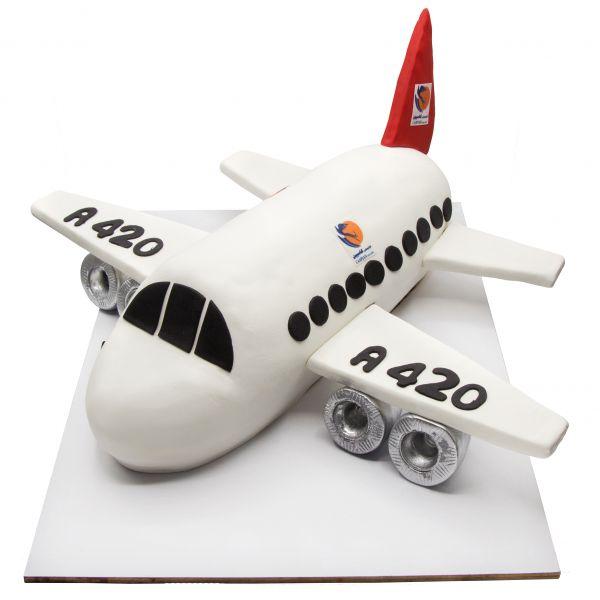 کیک هواپیما
