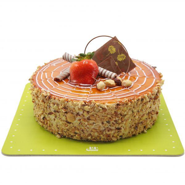 کیک نسکافه کارامل 1