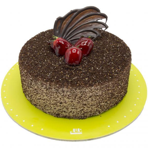 کیک پودر شکلاتی