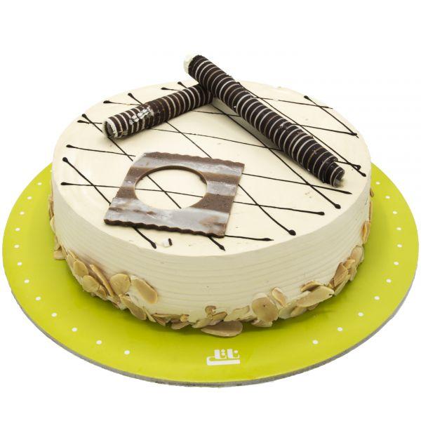 کیک نسکافه خامه ای