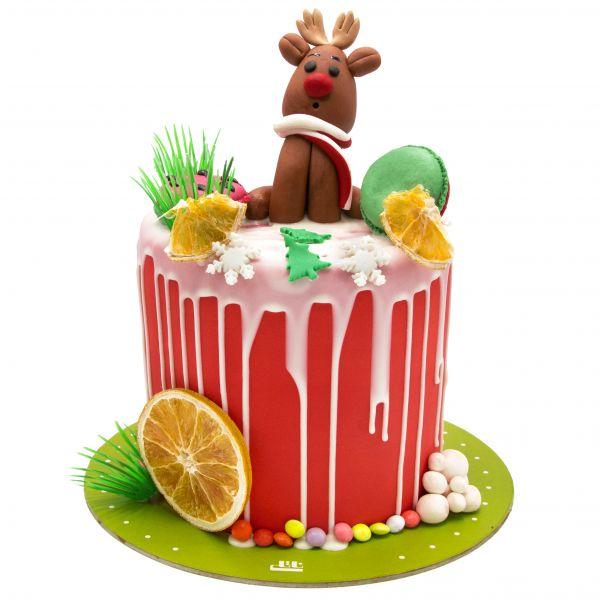 کیک گوزنی