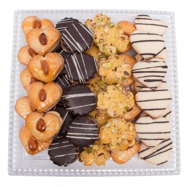 شیرینی آلمانی بشقابی