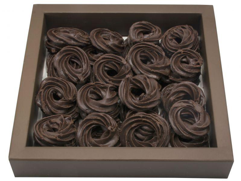 شکلات خالص حلقه