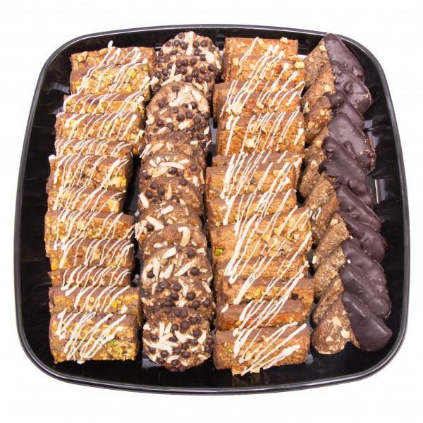شیرینی کراکر آجیلی