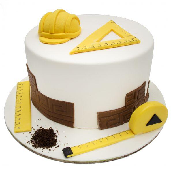 کیک مهندسی شهرسازی