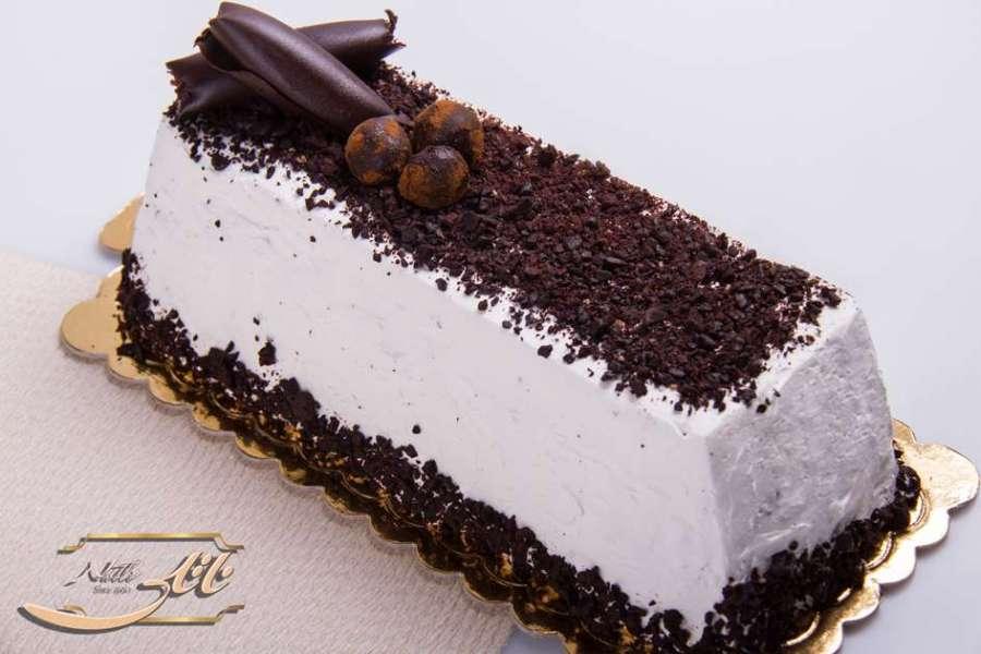 کیک بستنی کوکی