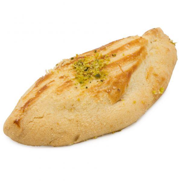 شیرینی پای سیب قایقی