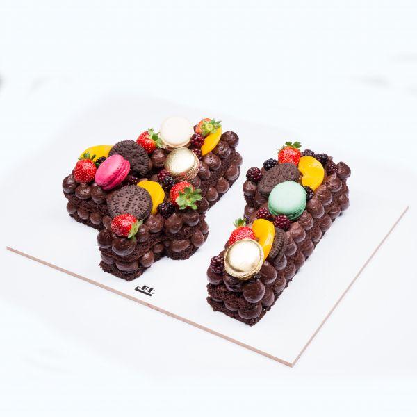کیک عددی