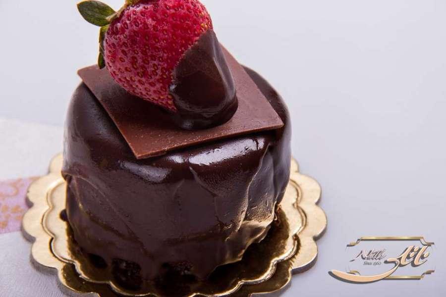 پلمبیر شکلات و توتفرنگی