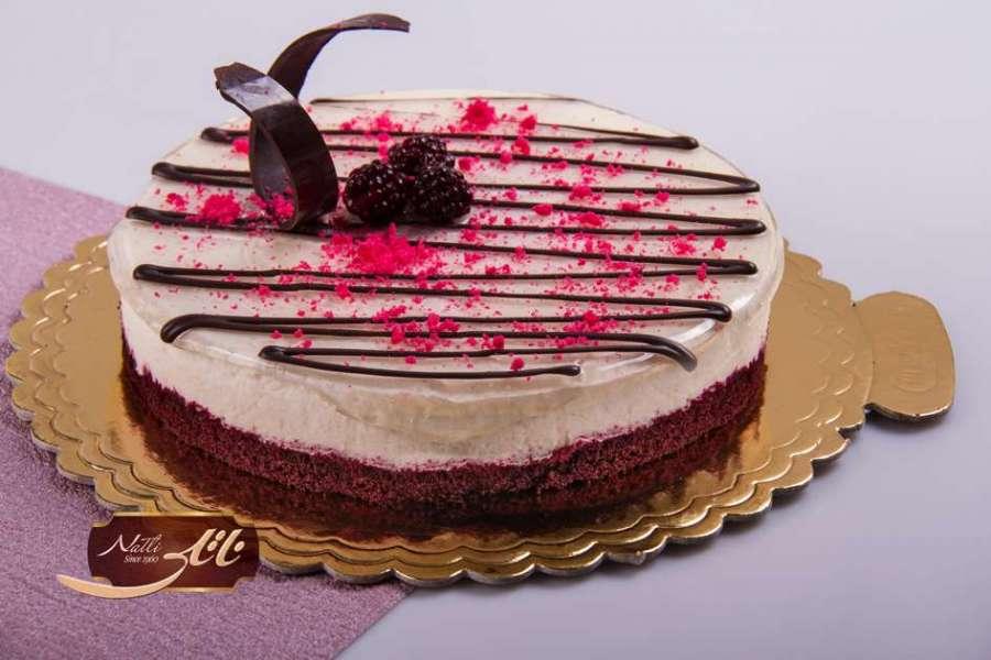دسر چیز کیک ردولوت