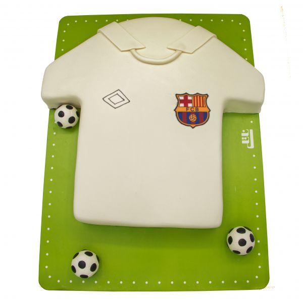کیک تولد پسرانه بارسلونا 7