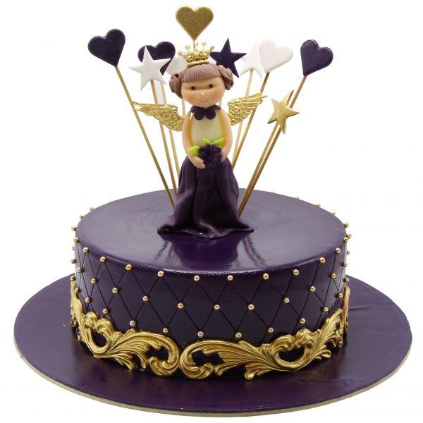 کیک تولد فرشته مهربون