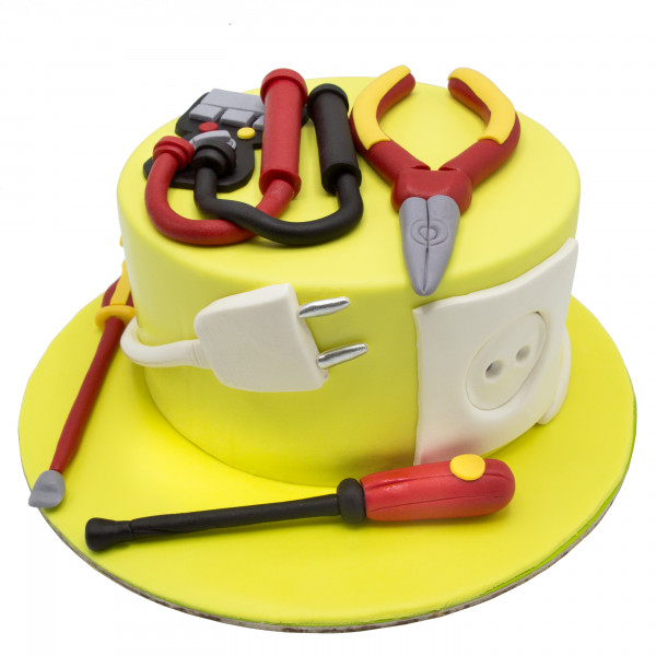 کیک مهندسی برق