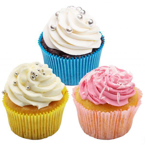 انواع کاپ کیک