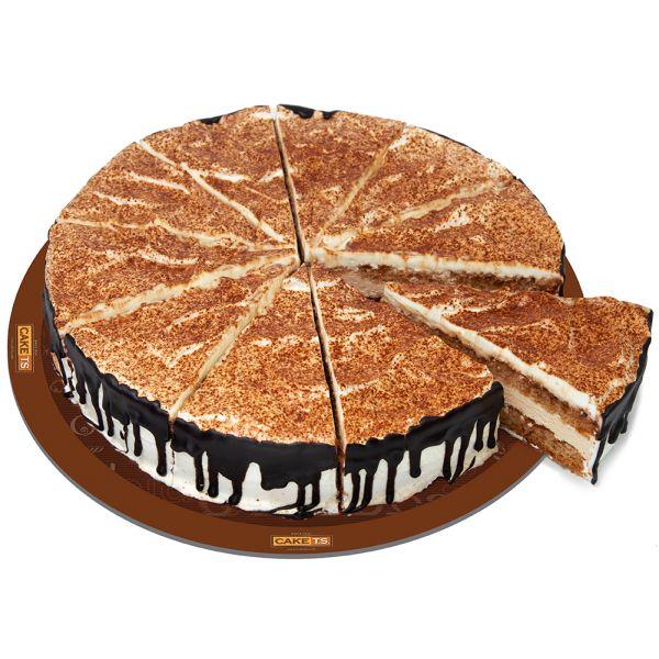 کیک تیرامیسو کافی شاپی