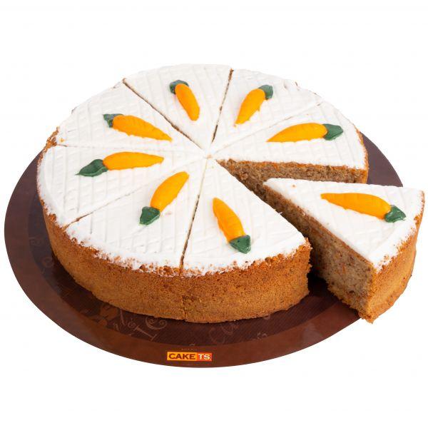 کیک هویج کافی شاپی