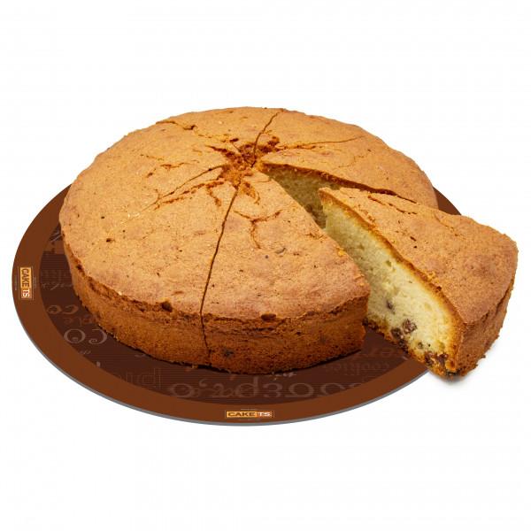 کیک کشمشی کافی شاپی