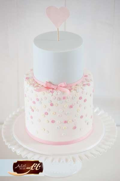 کیک عروسی ارمغان