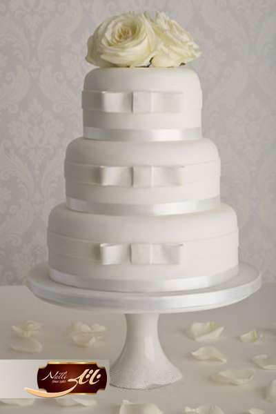 کیک عروسی آنا