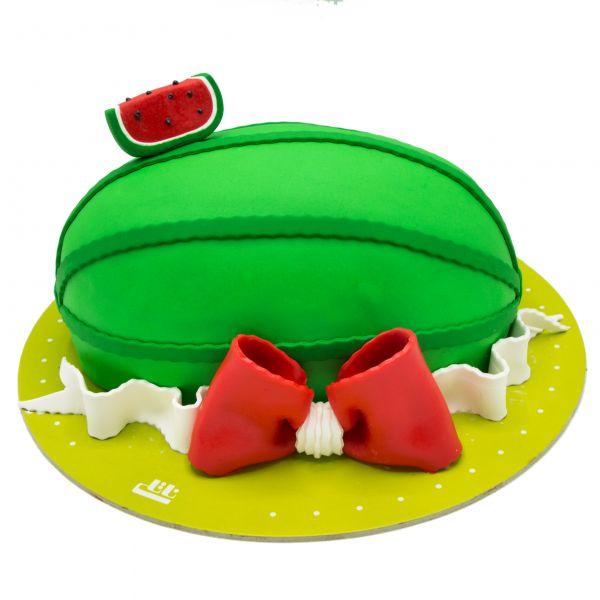 کیک هندوانه مخصوص یلدا