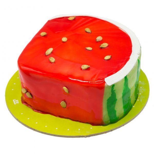 کیک اسلایس هندوانه