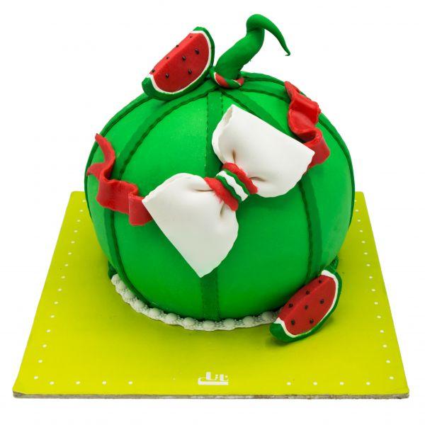 کیک هندوانه ویژه یلدا