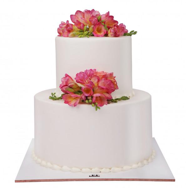 کیک عروسی دلارا