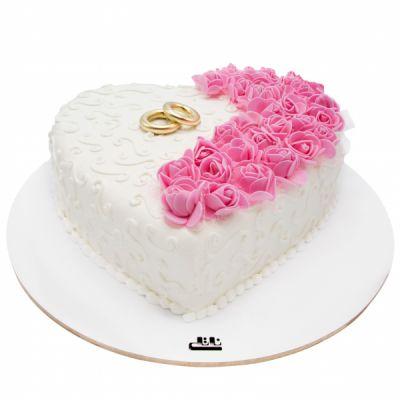 کیک نامزدی پیمان