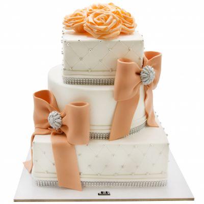 نگهداری کیک عروسی