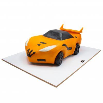 کیک تولد پسرانه ماشین 5