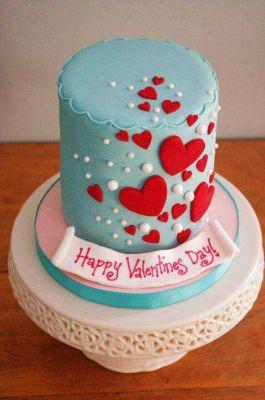 کیک تولد عشق 2