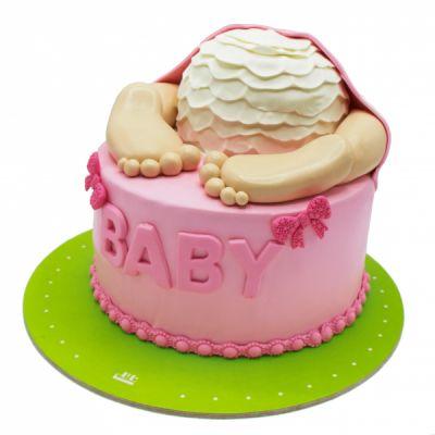 کیک سفارشی تولد BA09