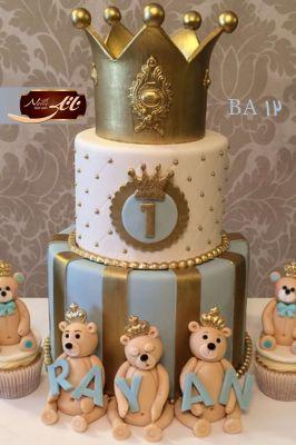 کیک سفارشی تولد BA12