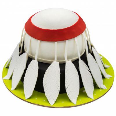 کیک سفارشی تولد BA15