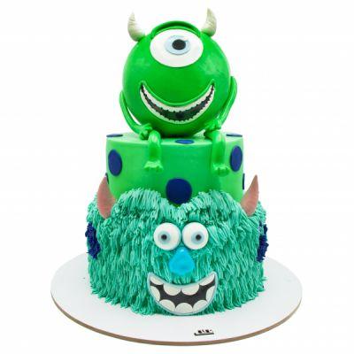 کیک سفارشی تولد  BB04