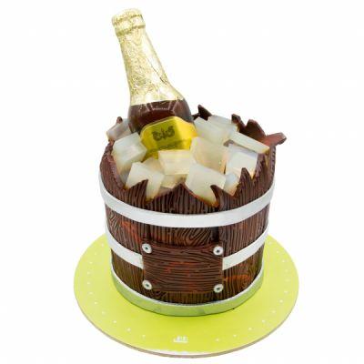 کیک سفارشی تولد BB122