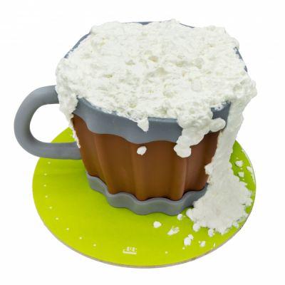کیک فنجانی قهوه