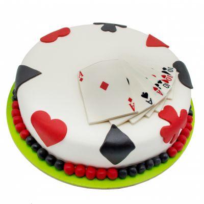 کیک سفارشی تولد BB126