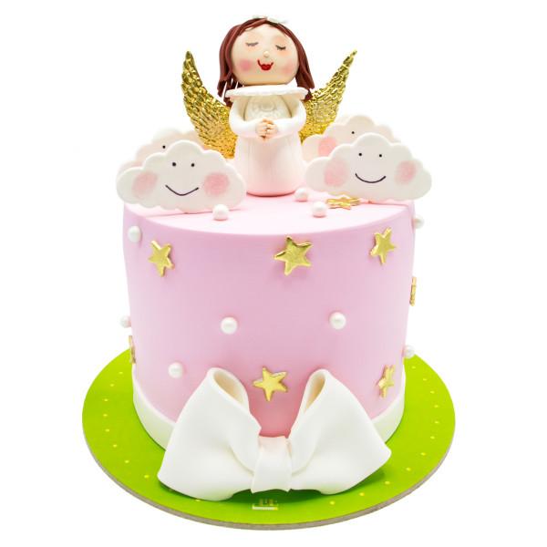 کیک تولد دخترانه فرشته 4