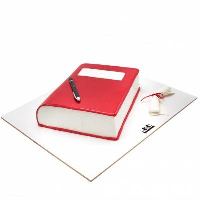 کیک کتاب