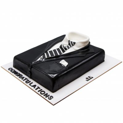 کیک کت مشکی