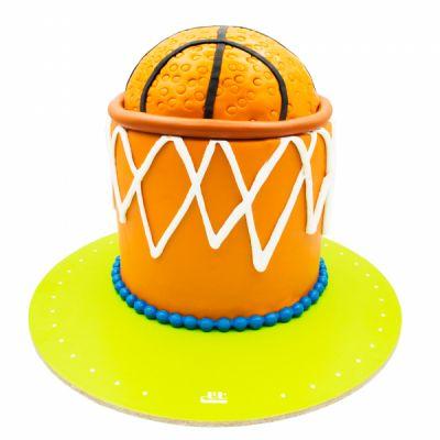 کیک تولد پسرانه توپ فوتبال 4