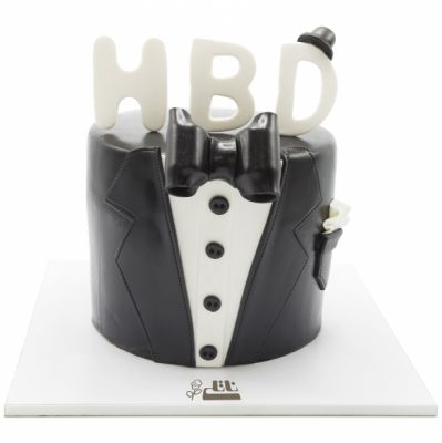 کیک تولد پسرانه پاپیون 1