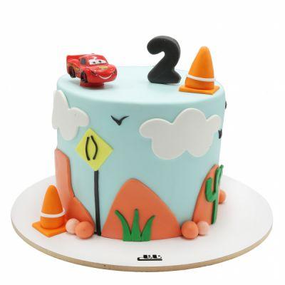 کیک مک کویین 2