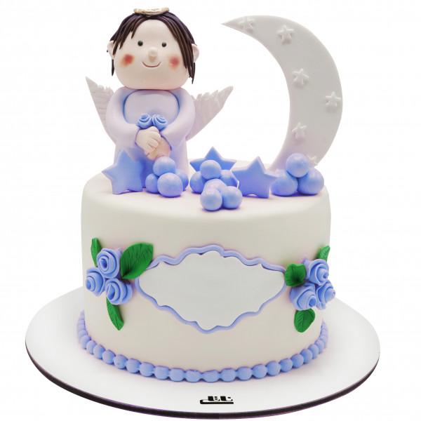 کیک تولد دخترانه فرشته 3