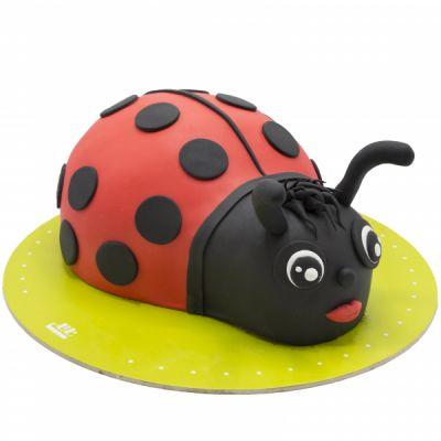 کیک تولد کفشدوزک