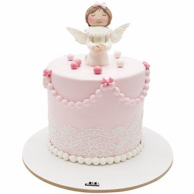 کیک تولد دخترانه  فرشته 6