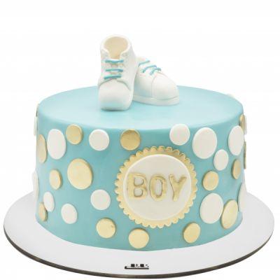 کیک تولد دخترانه نوزاد 7